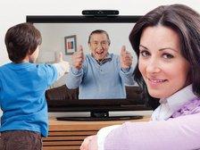 TV Cam HD: звоним по Skype через телевизор