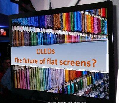OLED-технологии приковывают к себе всё больше внимания