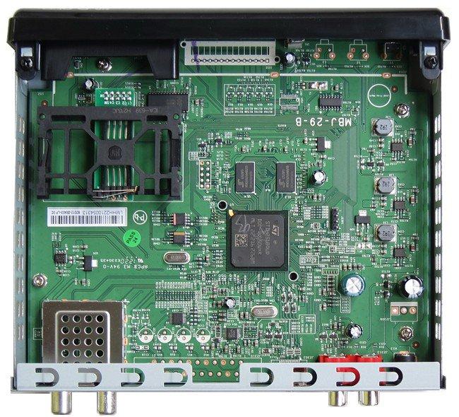 Иртен: спутниковый процессор dama