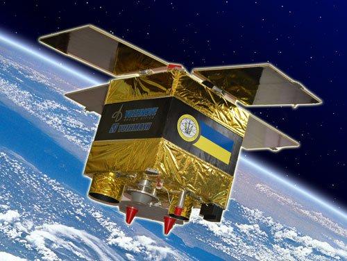 Украина в следующем году запустит собственный телекоммуникационный спутник