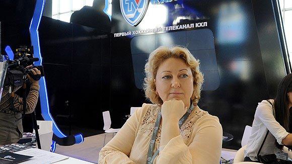 Наталья Чайковская: «КХЛ научила всех показывать хоккей в едином стандарте качества»