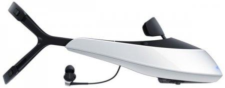 Sony представила очки-дисплеи HMZ-T2