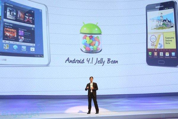 Samsung раздвигает границы инноваций на выставке IFA 2012