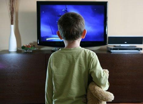Законопроект о защите детей от вредной информации на ТВ должен быть подготовлен к концу года