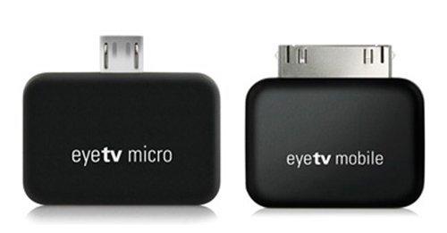 Компания Elgato представила новейшие цифровые ТВ-тюнеры для iPhone, iPad и Android