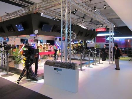 Сегодня начала свою работу выставка IBC 2012