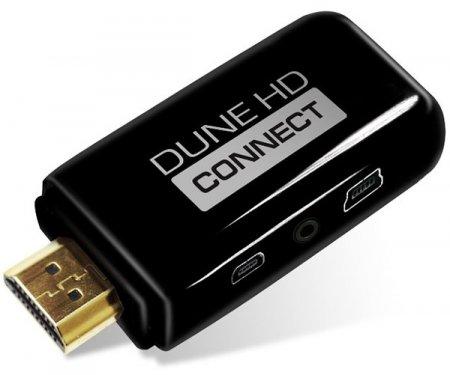 Dune HD Connect: предельно компактный медиаплеер