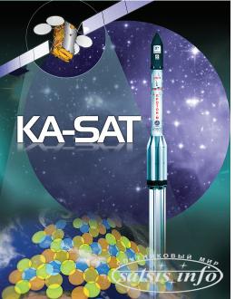 «Датагруп» начинает коммерческий тест интернета через KA-SAT