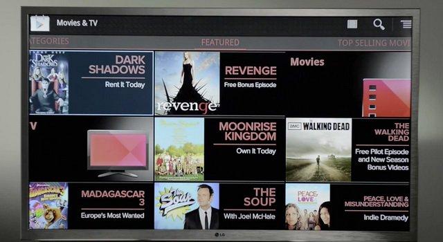Видеоролик рассказывает о новых функциях Google TV 3