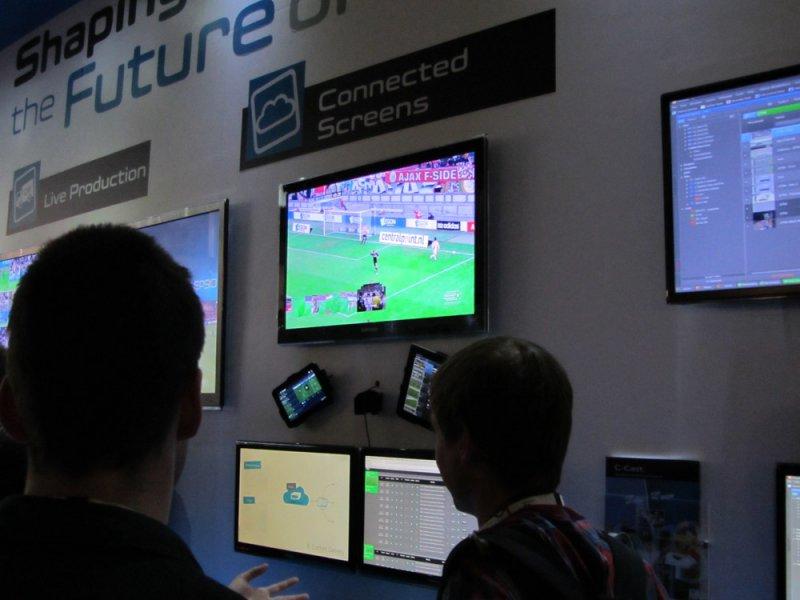 Технологии, меняющие лицо вещательной индустрии