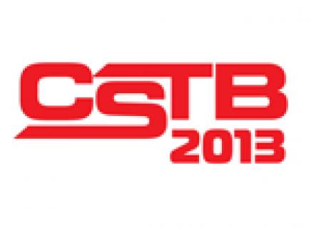 CSTB'2013 – на гребне «цифровой» волны!