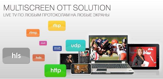 Большинство операторов платного ТВ Западной Европы предлагает абонентам услугу мультискрин