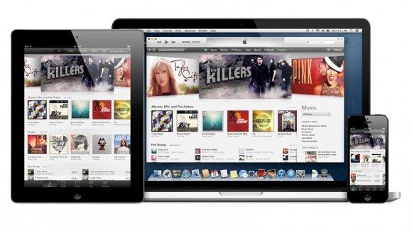 Apple запустит сервис потокового вещания музыки