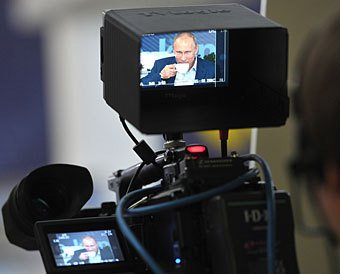 Путин спас ВГТРК и Russia Today от урезания бюджета