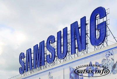 Samsung запускает первое в мире производство гибких дисплеев