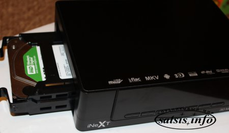 Обзор 3D медиаплеера iNext HD1  - возможность увидеть больше...