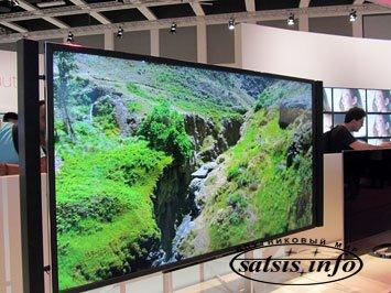 Sony презентовала 4K-телевизор за 25 000 долларов