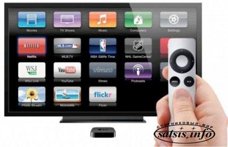 Телевизор Apple попадет в продажу не раньше 2014 года