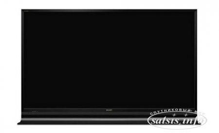 Sharp представил 60-дюймовый телевизор с Ultra HD разрешением