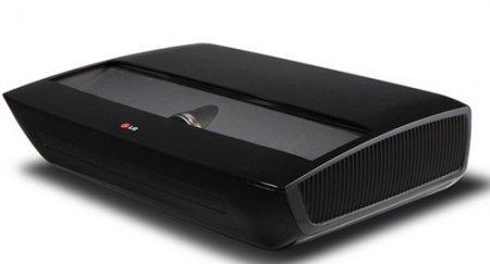 LG покажет на CES 2013 необычный лазерный проектор Hecto