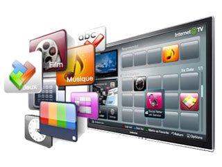 Интернет-телевизоры почти не используются для веб-сёрфинга