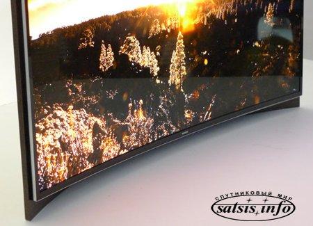 Samsung и LG показали первые в мире изогнутые OLED-телевизоры
