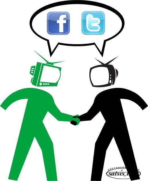 Социальные медиа изменят традиционное представление о телевидении