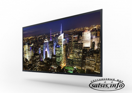 """CES 2013: Sony показала 56"""" OLED-телевизор с разрешением 4K"""