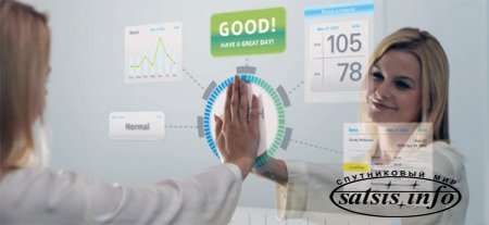Sharp показала будущее технологии IGZO