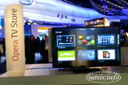 Opera представила обновленную версию магазина ТВ-приложений