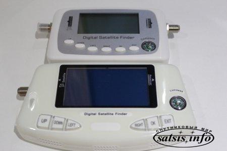 Обзор бюджетных настроечных приборов Discovery Satfinder SF-500  и Discovery Satfinder SF-600