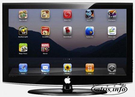 Телевизор от Apple может получить 4K-экран