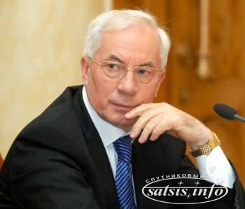 Азаров сожалеет, что в Украине мало телеканалов, передающих объективные новости