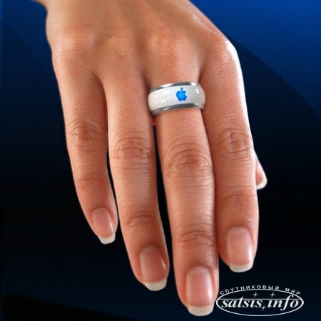 Apple готовит кольцо для управления телевизором