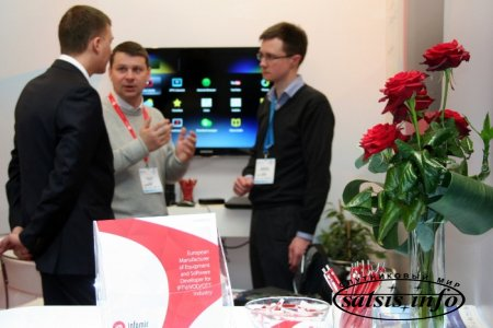 Украинские приставки побывали на выставке TV Connect