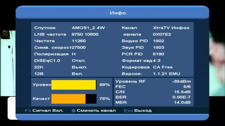 Обзор настроечного прибора GI Xfinder