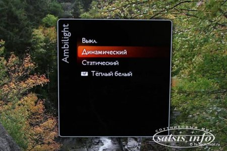 ОБЗОР PHILIPS PFL8008: СМАРТ-ТЕЛЕВИЗОР С AMBILIGHT SPECTRA XL
