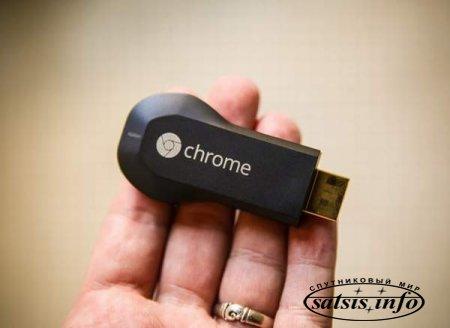 Обзор: Google Chromecast: самый инновационный медиаплеер