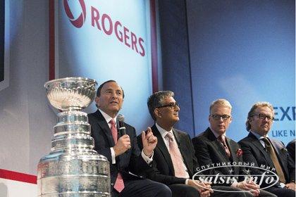 НХЛ заключила крупнейший в своей истории телеконтракт