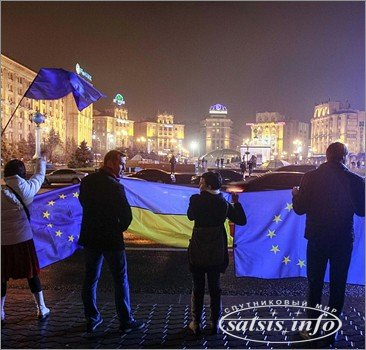 «Россию-1» уличили в фальсификации сюжета про Евромайдан