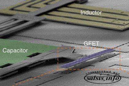 Создан первый графеновый радиоприемник