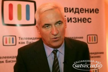 Манжосов ушел в отставку с должности председателя Нацсовета по телерадиовещанию