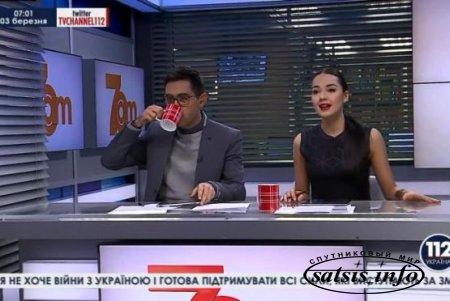 """Канал """"112 Украина"""" презентовал утреннее шоу"""