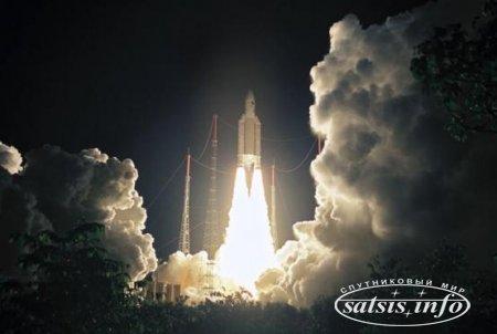Россия запустила два спутника