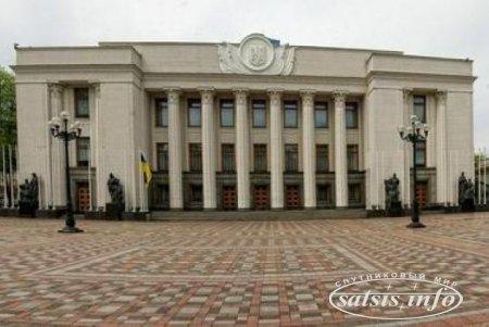 ВР приняла закон об Общественном телевидении и радиовещания Украины