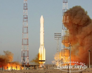 Российская ракета с мощным и дорогим спутником упала сразу после запуска