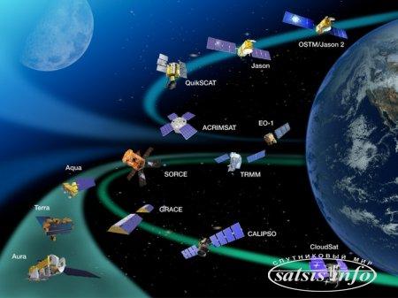 За три месяца Россия запустит 50 спутников