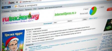 65% заблокированных в РФ ресурсов продолжают работать