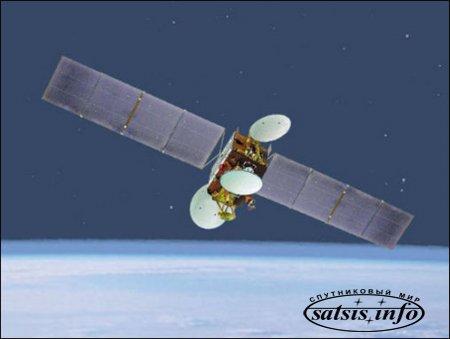 Работа вышедшего из строя спутника связи