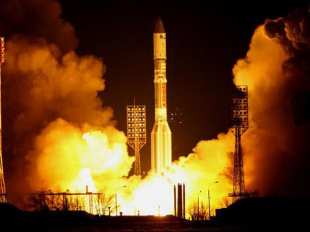 "Минобороны не получило от Центра Хруничева два ""Протона-М"" в 2016 году"